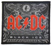 AC/DC - 'Black Ice' Woven Patch